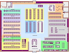 images showing a variety of floor plan options.