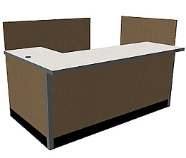 Counter design and 3-D samples